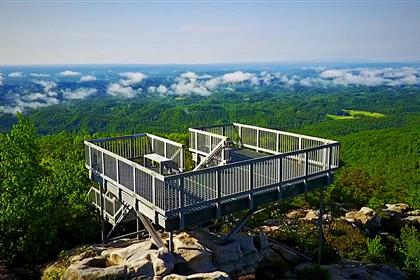 Birch Knob Observation Tower